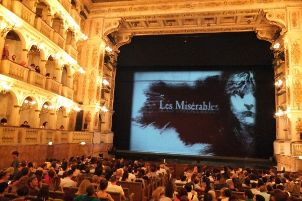 FOTOSCATTO: Les Miserables a Bologna