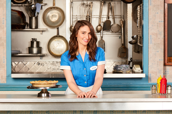 "Sara Bareilles torna in ""Waitress"""