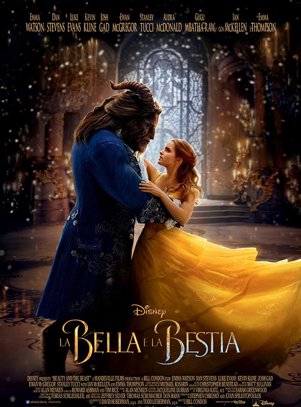 """La Bella e la Bestia"" trionfa al box office"