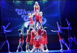 "Arriva a Broadway ""Bring it On The Musical"""