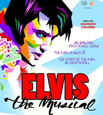 "In arrivo a Milano ""Elvis the musical"""