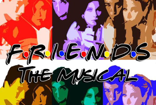 "Off-Broadway: arriva ""Friends, the musical"""