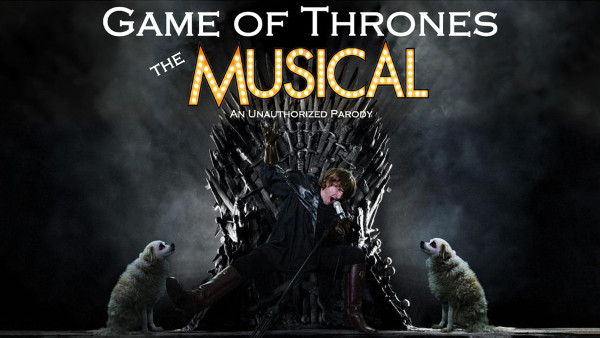 "Arriva ""Game of Thrones the musical"""