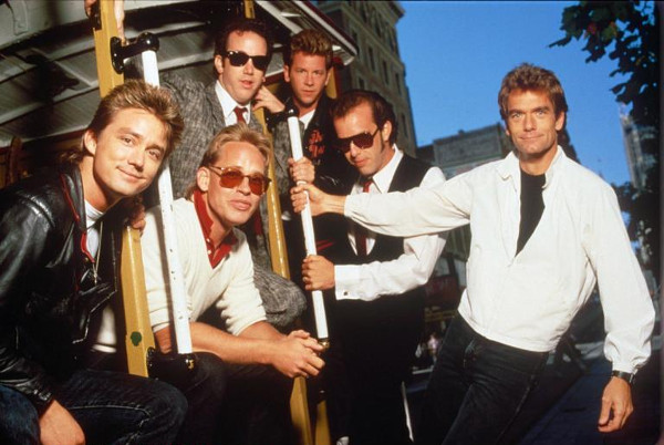 Huey Lewis and the News in musical