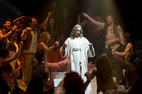 Ted Neeley ancora Jesus a Milano