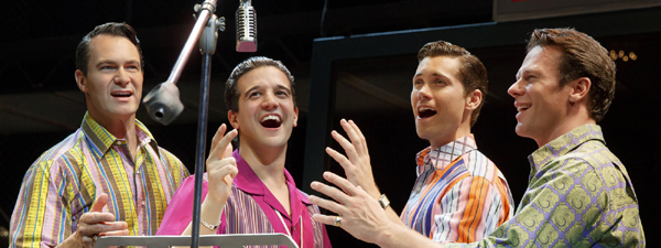 """Jersey Boys"" torna in scena a New York!"