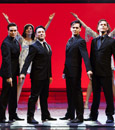 "Torna in tour ""Jersey Boys"""