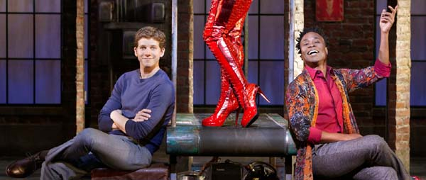 "Billy Porter torna in ""Kinky Boots"""
