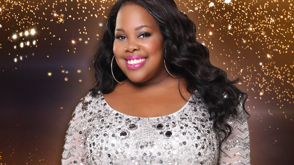 "Amber Riley e le ""Leading Ladies"""