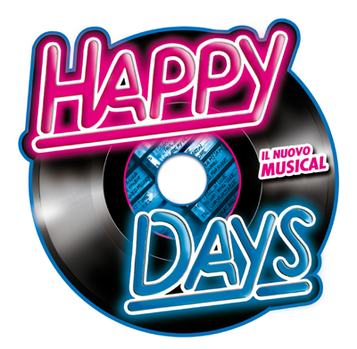 HAPPY DAYS -Il musical LogoHAPPY_DAYSn