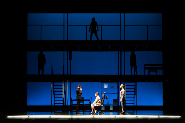 "Torna ""Next To Normal"""