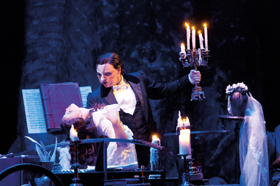 "Un nuovo ""Phantom"" in tour"