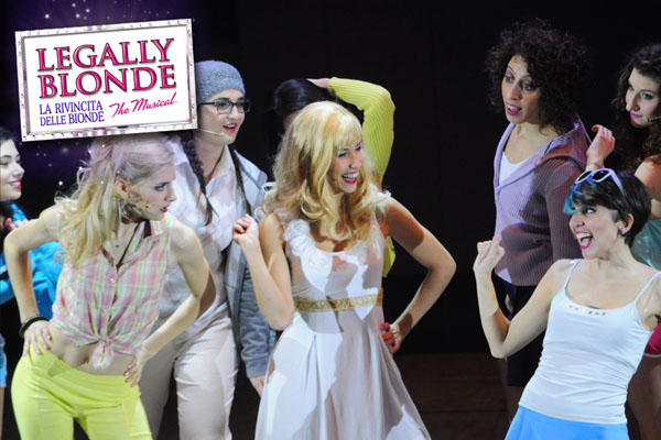 "Nuove date per ""Legally Blonde"""