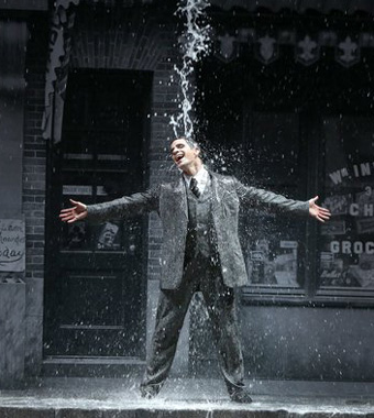 """Singin' In The Rain"" da Parigi a Broadway"