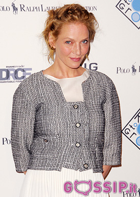 Uma Thurman di nuovo single?
