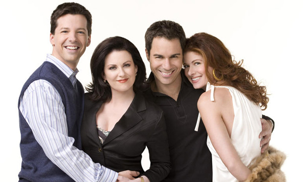 Will & Grace torna in tv: i protagonisti ieri e oggi