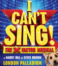 "Da X Factor il musical ""I Can't Sing"""