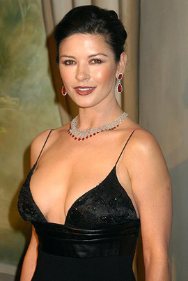 Catherine Zeta-Jones ricoverata in clinica