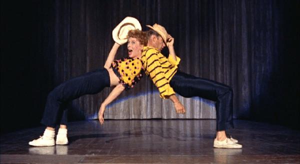 Gwen Verdon e Bob Fosse