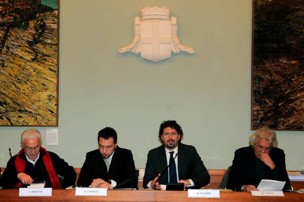 """""""Cats"""" presentato a Palazzo Marino"""
