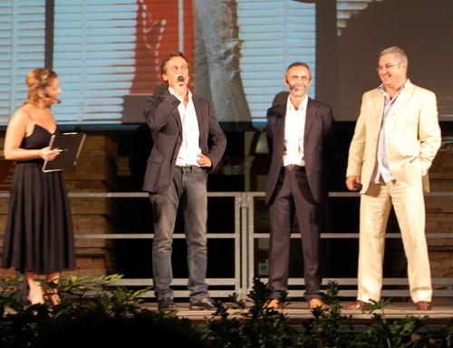 Barbara Olmai, Cesare Bocci, Massimo Zenobi, Bruno Borraccini