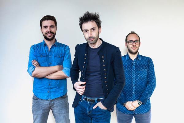 Andrea anara, Marco Iacomelli, Davide Ienco