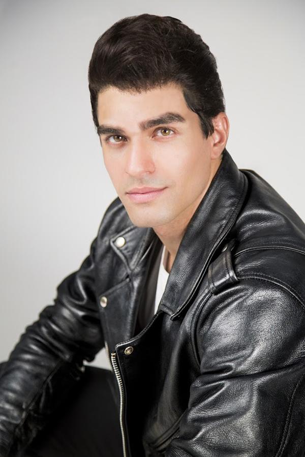 Giulio Corso è Danny Zuko