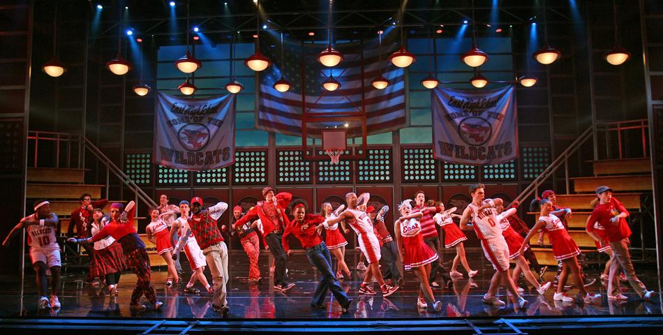 Una foto dalla produzione USA