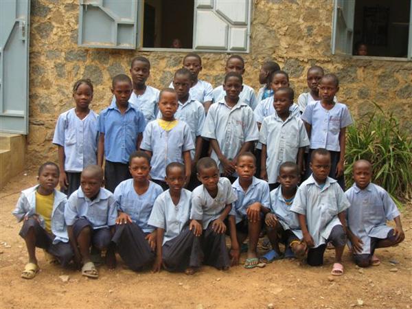 22 bambini già aiutati
