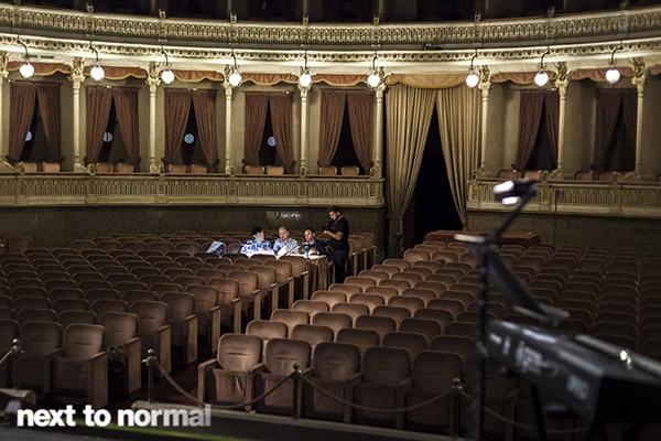Next To Normal - Audizioni