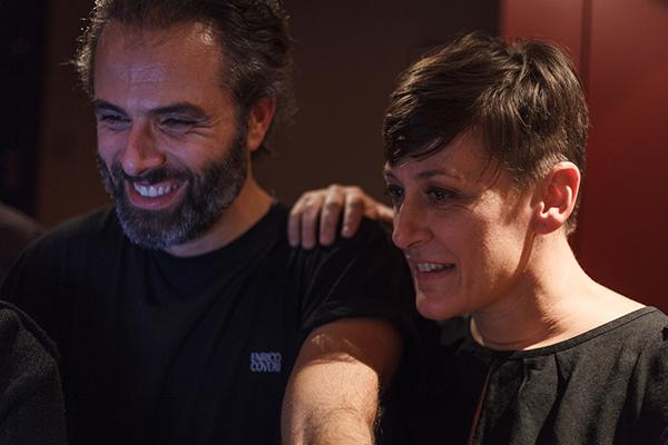Antonello Angiolillo e Francesca Taverni