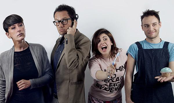 Il nuovo cast di RePlay The Musical