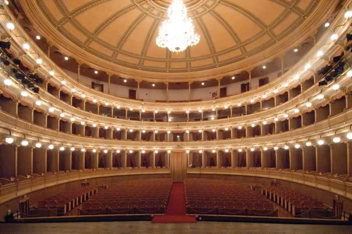 Il Teatro Coccia di Novara