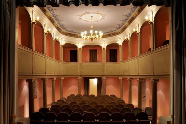 Il Teatro degli Oscuri