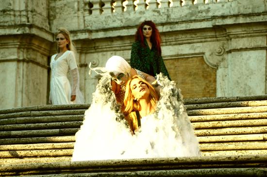 Cigno Desire e Principessa Gioviska