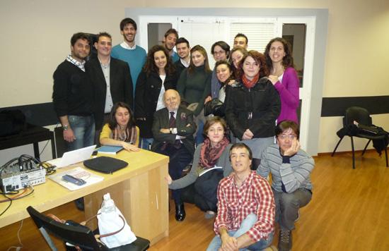 La Compagnia dell'Alba - Audizione con il M° Armando Trovajoli