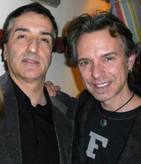 Fabrizio Angelini e Gianfranco Vergoni