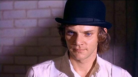 Una scena dalfilm di Kubrick