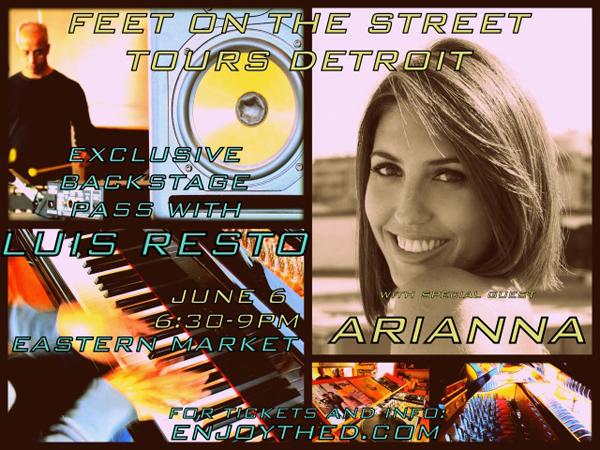 Arianna a Detroit