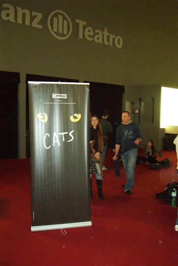 """Le audizioni a Milano per """"Cats"""""""
