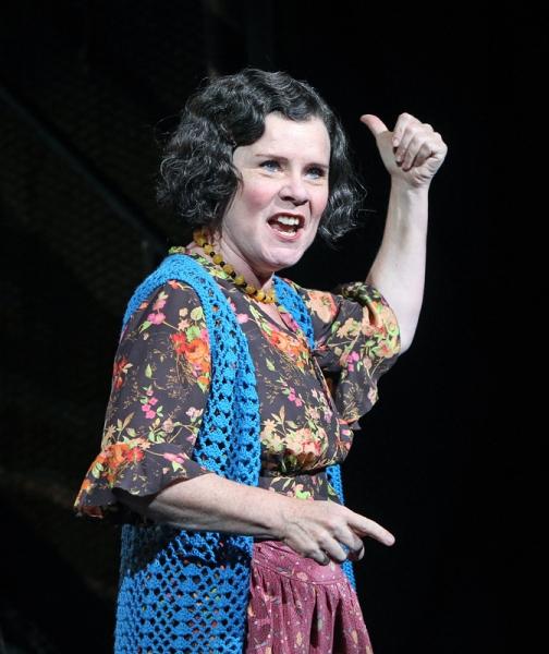 """Imelda Staunton in """"Sweeney Todd"""""""