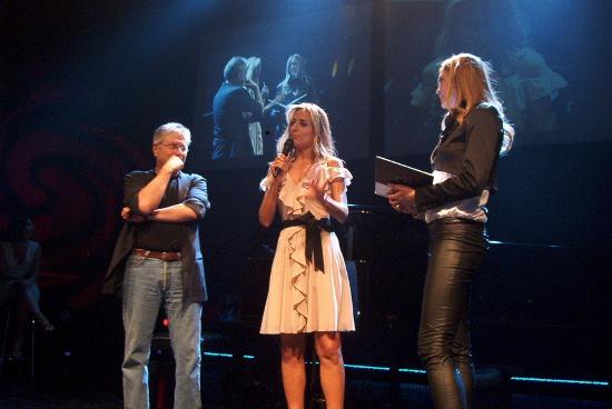 Alan Menken, Jessica Polsky, Eleonoire Casalegno