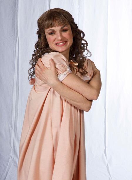 Marta Belloni è Wendy