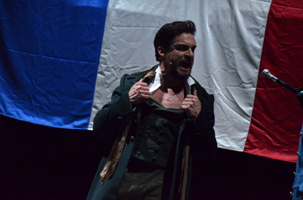 "Riccardo Simone Berdini in ""Les Miserables"""