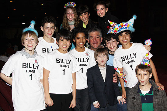 Billy Eliot: 1 anno a Broadway