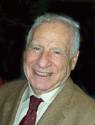 Mel Brooks (foto www.davico.it)