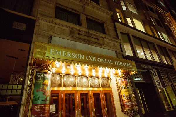 Il teatro di Boston
