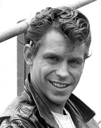 "Jeff Conaway nel film ""Grease"""