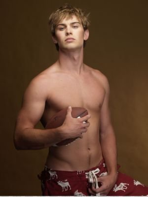 Chace Crawford per Abercrombie & Fitch