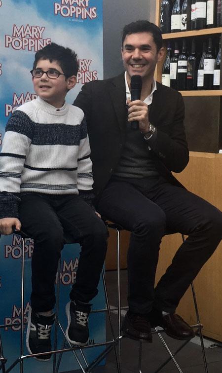 Foto dalla conferenza stampa